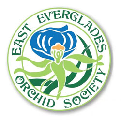 East Everglades Orchid Society Logo - Affiliate Scoller