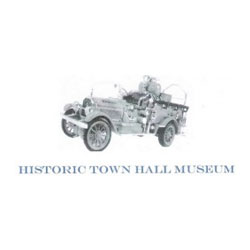 Historic Town Hall Museum Logo - Affiliate Scroller